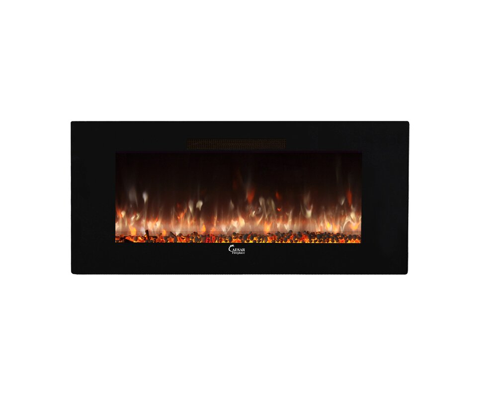 wall recessed inch electric built mounted in ventless astoria multi fireplace heater p color
