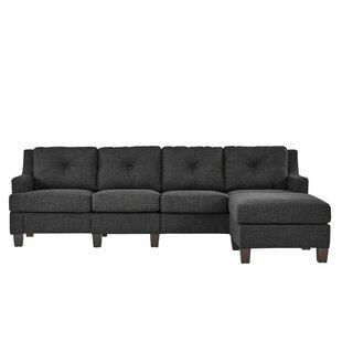 Foot Sofa Bargain Large Brown Leather Corner Sofa Rox 10