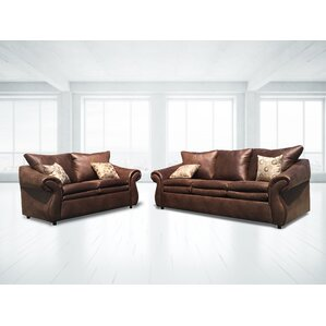 Hessville 2 Piece Living Room Set by Red Barrel Studio