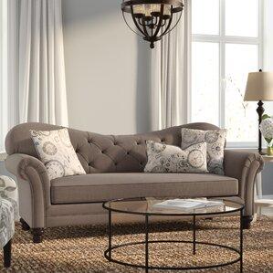 Remmie Stationary Sofa by Ophelia & Co.