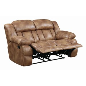 Gibraltar Reclining Loveseat by Darby Home Co