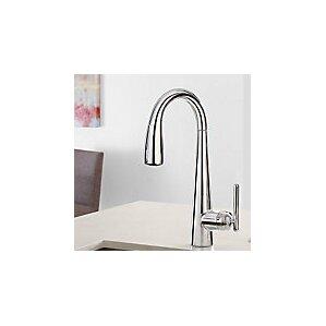 Pfister Lita Single Handle Deck Mounted Bar/Prep Kitchen Faucet