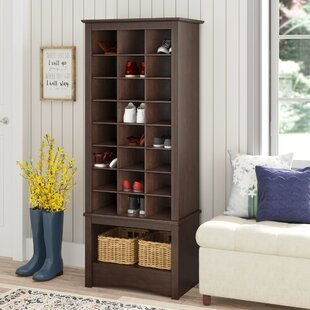 Tall Narrow Shoe Storage | Wayfair