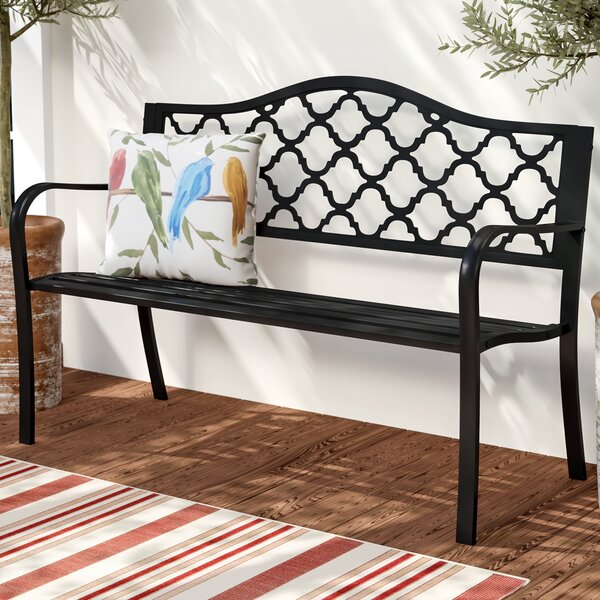 Superieur Cast Iron Garden Bench | Wayfair