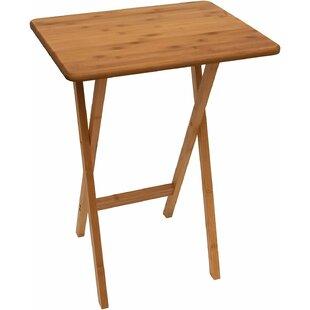 Hodge Folding Snack Tray Table