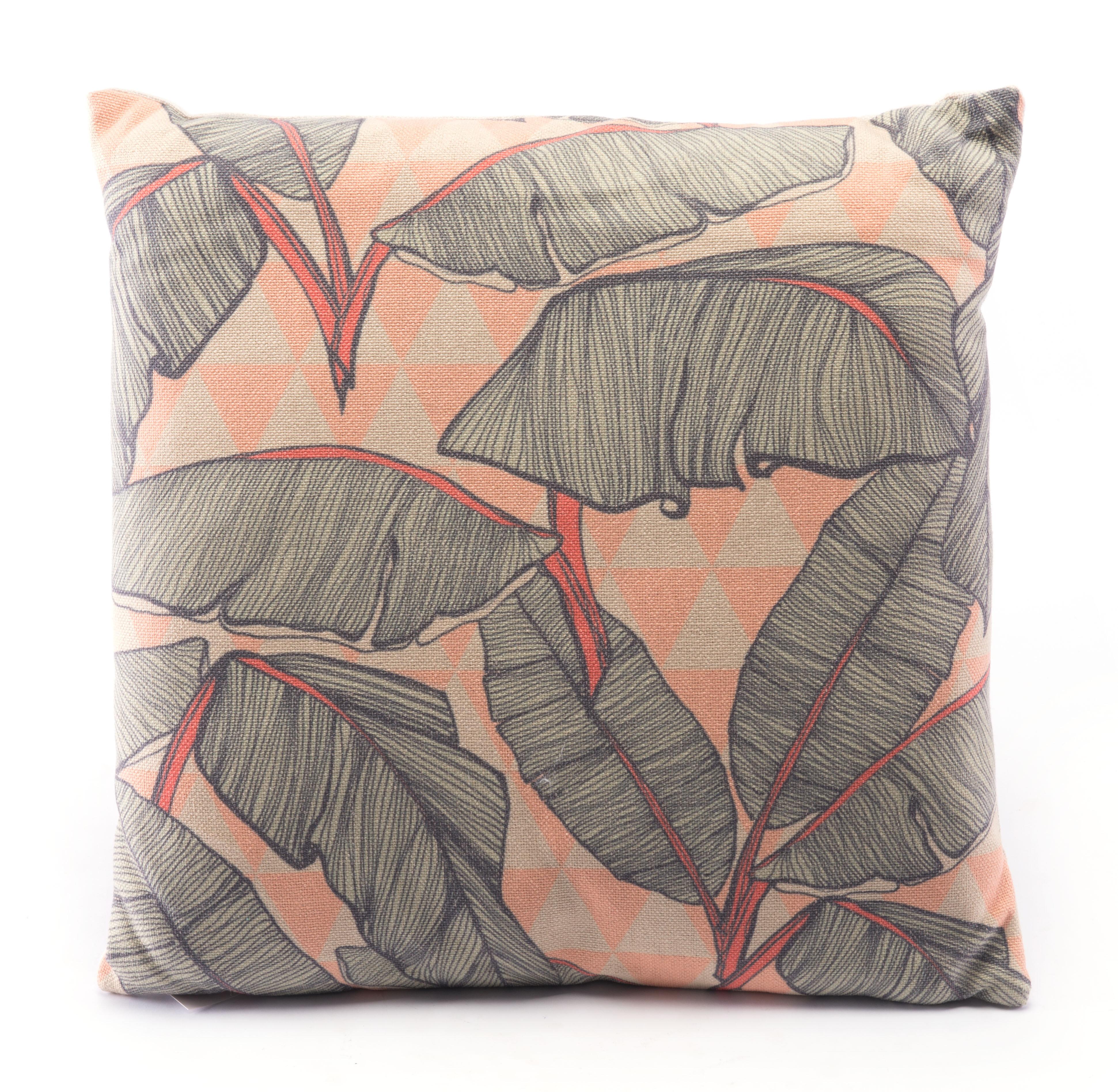 Thomaston Modern Throw Pillow