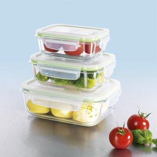 Lebensmittelaufbewahrung Setgröße 3