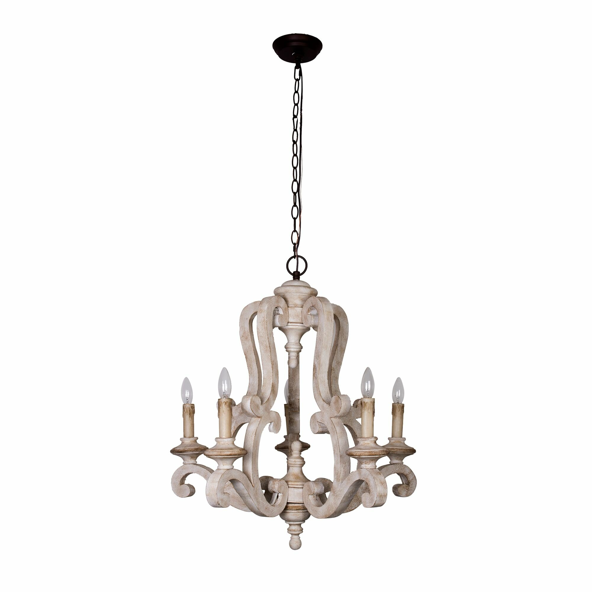 Bella 5 light chandelier reviews joss main