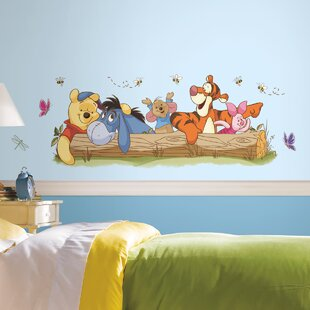 Wall Décor Confident Nursery Picture Winnie The Pooh