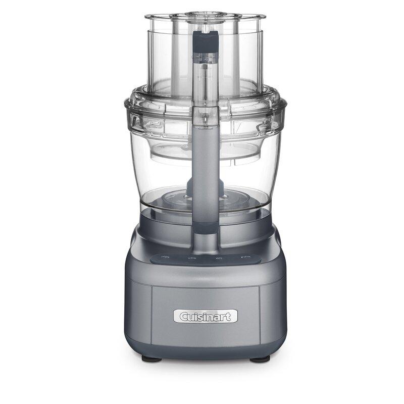 cuisinart elemental 13 cup food processor with dicing reviews rh wayfair com