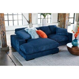 Blue Sectional Sofas Joss Main