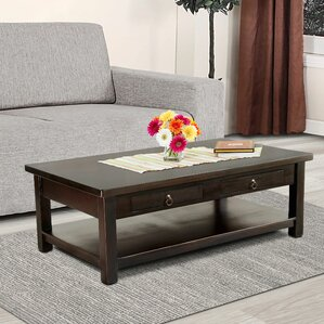 Lodge Coffee Table by Casual Elements