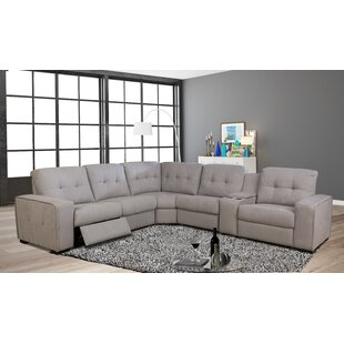 Power Reclining Sectionals You Ll Love Wayfair