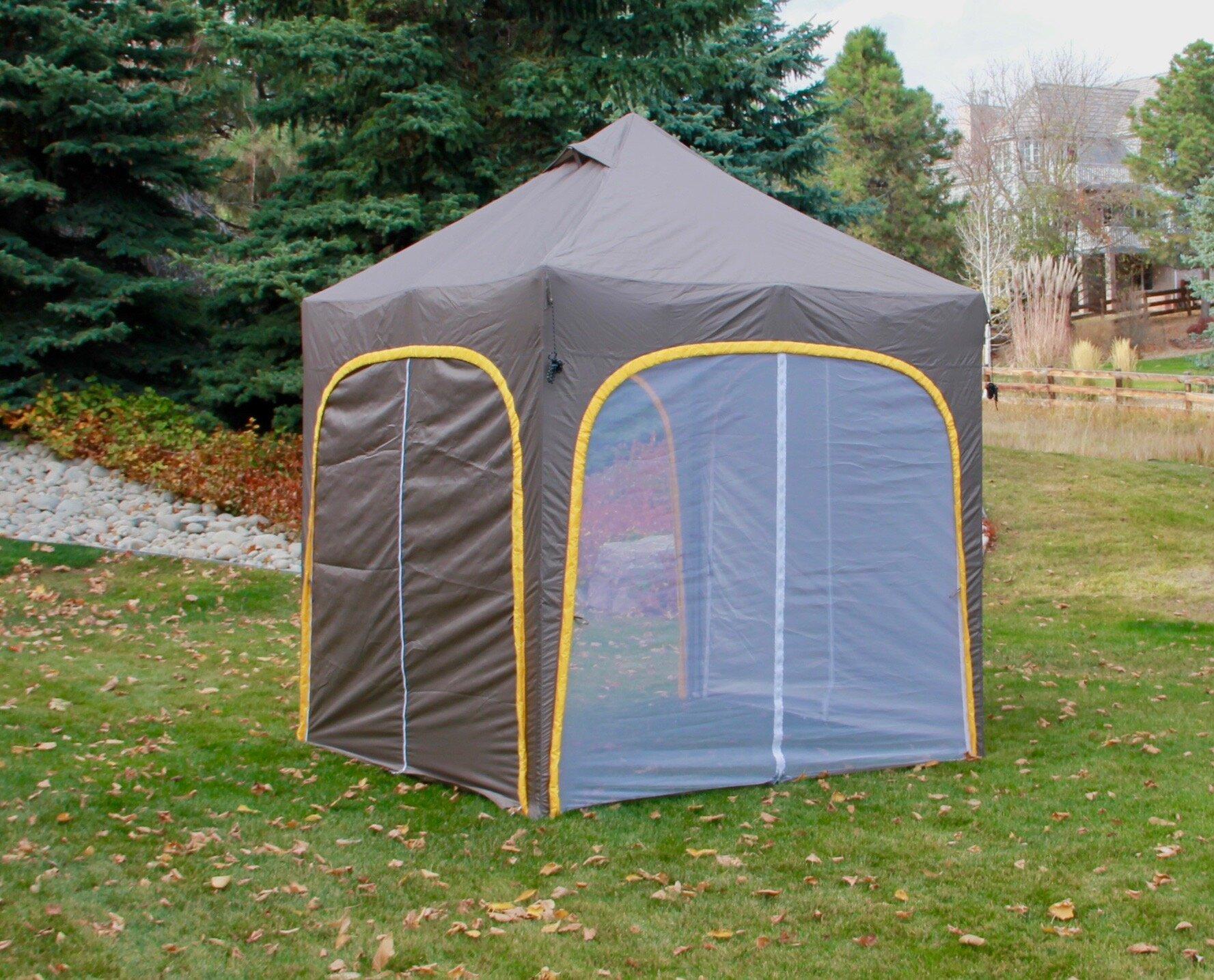 & UnderCover Modular 6 Person Tent   Wayfair