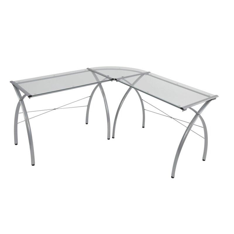 Jameson Glass Drafting Table