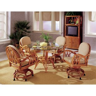 Galindo 5 Piece Dining Set