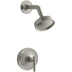 Brushed Nickel Shower Faucets Youll Love Wayfair