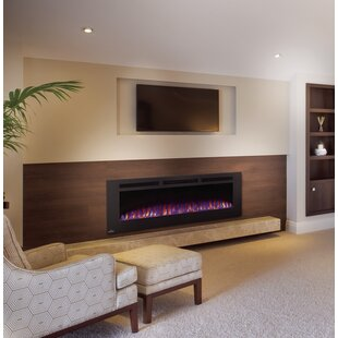Electric Fireplace 50 Inch Wayfair