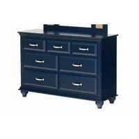 madison bedroom set. Madison 7 Drawer Double Dresser Lang Furniture Panel Configurable Bedroom Set  Reviews