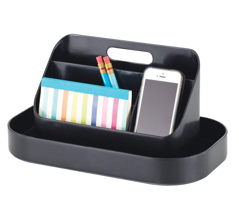 Safco Products Portable Caddy Desktop Organizer & Reviews | Wayfair