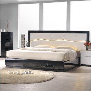 720943055ebf Astaire Upholstered Platform Bed