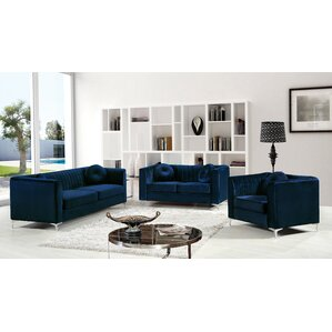 Herbert Configurable Living Room Set