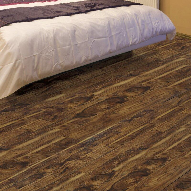 AllAmericanHardwood Exotic 5 5.25 x 64 x 12mm Acacia Laminate Flooring