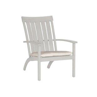 Club Aluminum Adirondack Chair