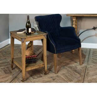 Reading Cart End Table