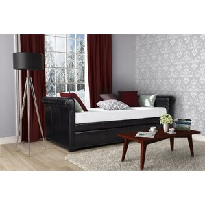 Giada Daybed with Trundle by DHP Image