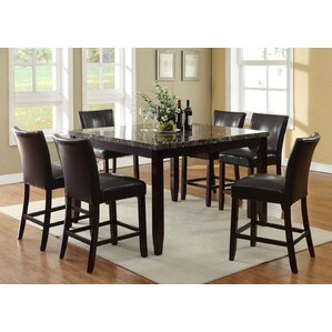 Tall Dining Room Sets counter height dining sets you'll love | wayfair
