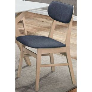 Macedonia Upholstered Dining Chair (Set of 2)