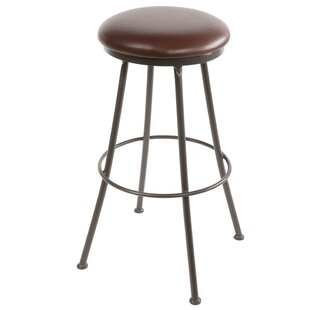 Travis Heights 25 Swivel Bar Stool
