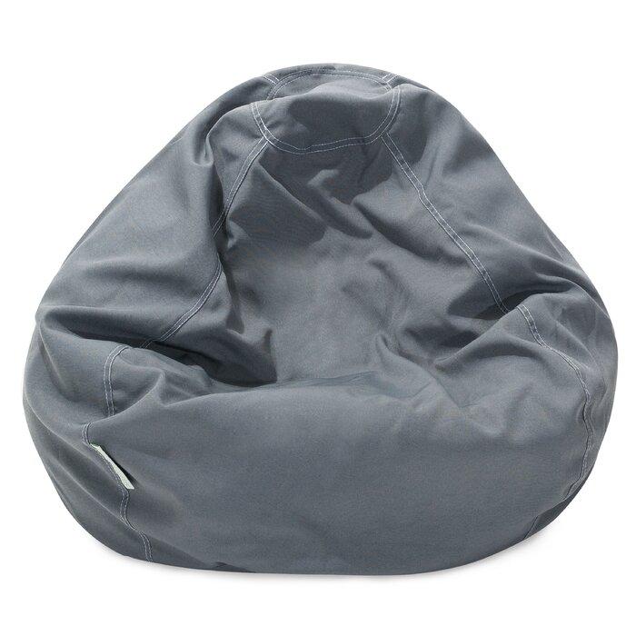Solid Classic Bean Bag Chair