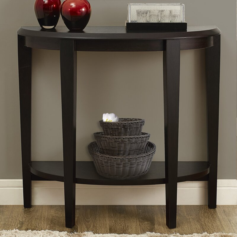 half moon console table. Blakeway Half Moon Console Table A