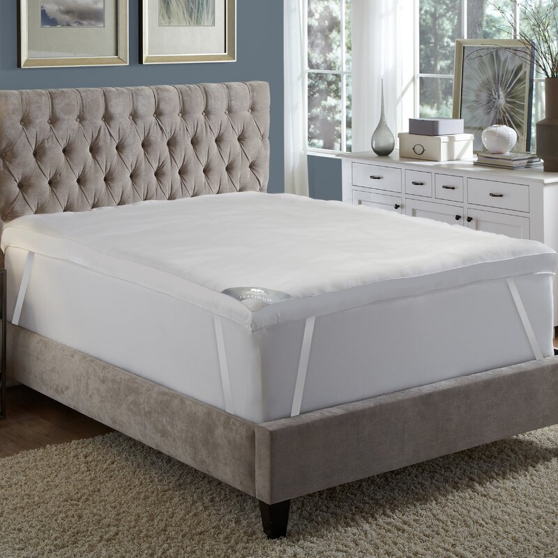 Mgm Grand At Home Platinum 5 Feather Mattress Topper Reviews