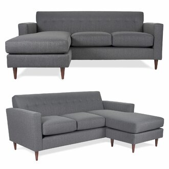Reversible Sectional Sofas Wayfair
