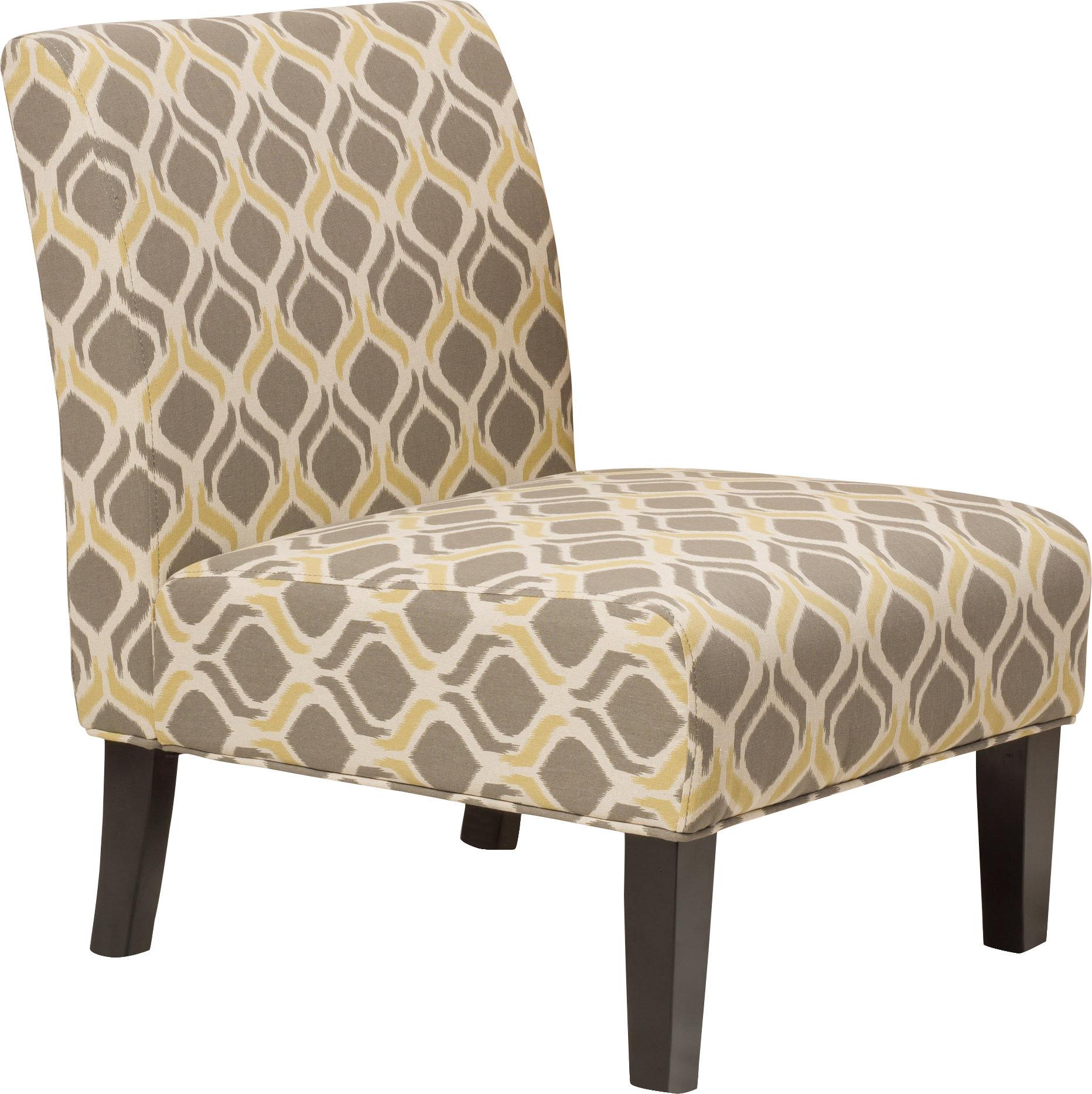 Ebern Designs Bentley Slipper Chair & Reviews