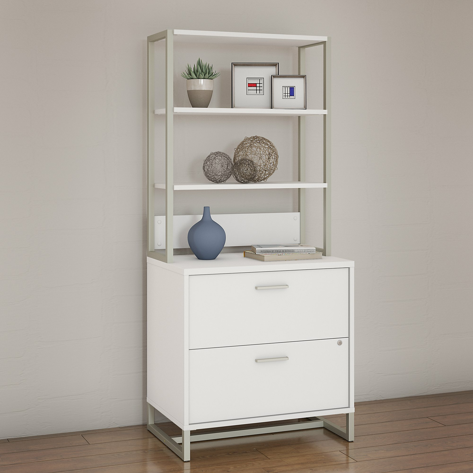 kathy ireland officebush method 2 drawer lateral filing cabinet lateral file cabinet with shelves