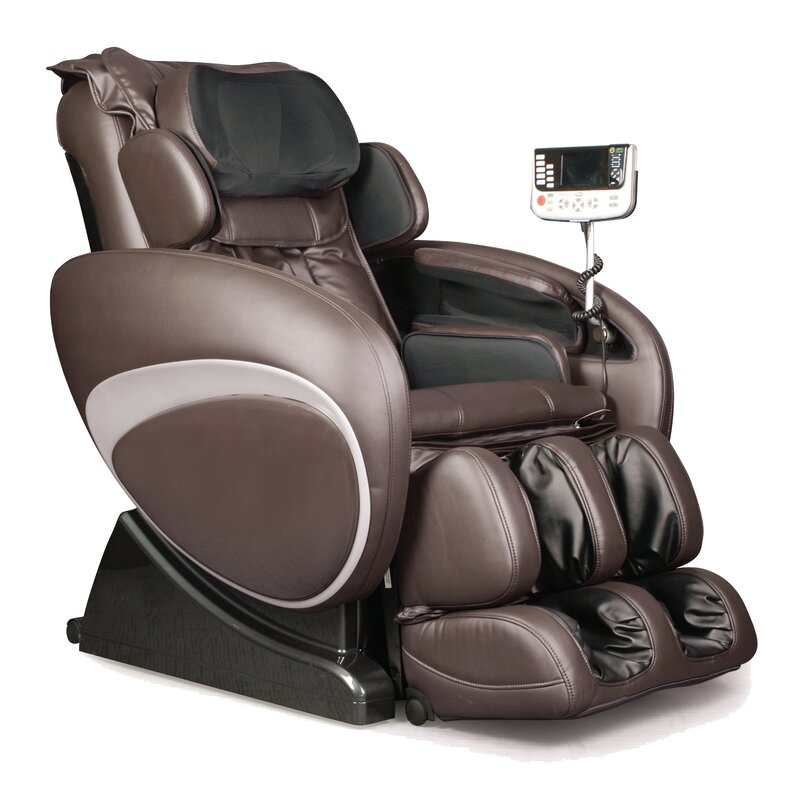 OS 4000 Zero Gravity Heated Reclining Massage Chair