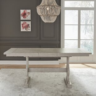 Arguello Gathering Drop Leaf Dining Table