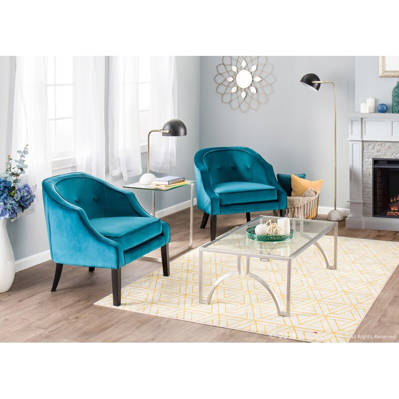 df1755ab68dc Wrought Studio Golding Modern End Table