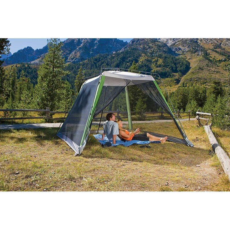 Instant Screen Square Tent  sc 1 st  Wayfair : coleman instant screen tent - afamca.org