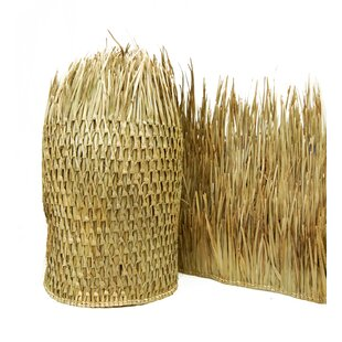 Mexican Palm Runner Roll Landscape Edging