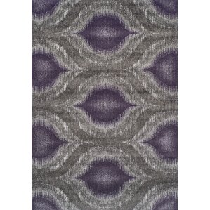 Ventnor Plum Area Rug