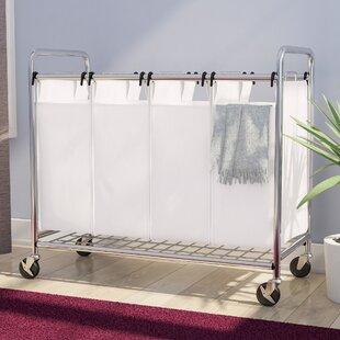 Heavy Duty Quad Laundry Sorter