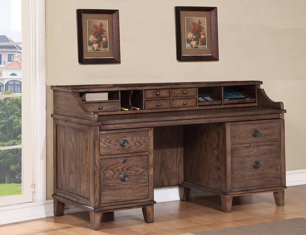 Credenza Desk With Hutch Home Ideas