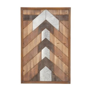 Wood Panel Wall Décor