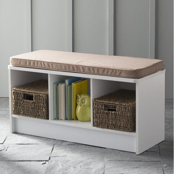 & ClosetMaid Cubicals Shoe Storage Bench u0026 Reviews | Wayfair