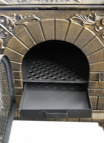 Deeco aztec allure pizza oven outdoor fireplace reviews wayfair aztec allure pizza oven outdoor fireplace teraionfo